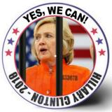 Hillary Clinton We Can Do It - Clear Vinyl LP Picture Disc
