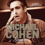 Album cover parody of Memories by Leonard Cohen